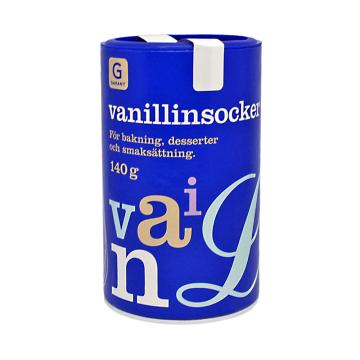 Garant Vanillinsocker 140g/ Azúcar Vainilla