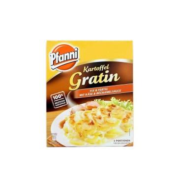 Pfanni Kartoffel Gratin mit Käse&Béchamel 400g/ Con Queso&Bechamel