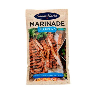 Santa Maria BBQ Marinade Allround 75g/ Barbecue Sauce Mix