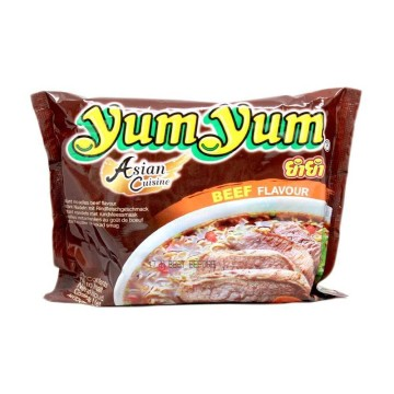 Yum Yum Instant Noodles Beef 60g