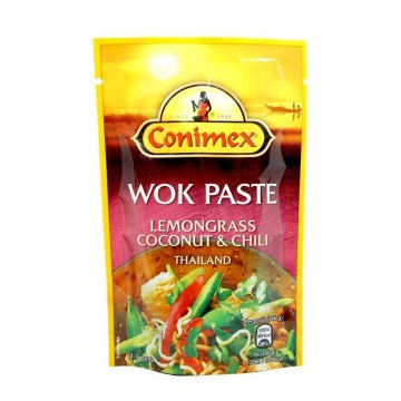 Conimex Wok Paste Lemongrass&Coconut&Chili 130g