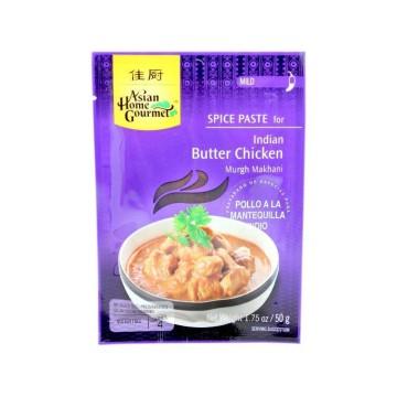 Asian H.Gourmet Indian Butter Chicken Mild 50g