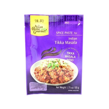 Asian H.Gourmet Indian Tikka Masala Mild 50g