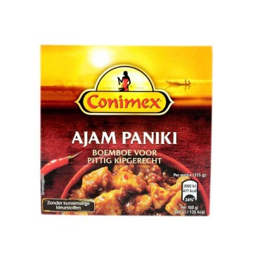 Conimex Boemboe Ajam Paniki 95g/ Spiced Paste for Cooking
