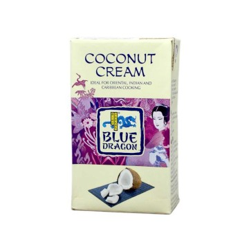 Blue Dragon Coconut Cream 250ml/ Crema de Coco