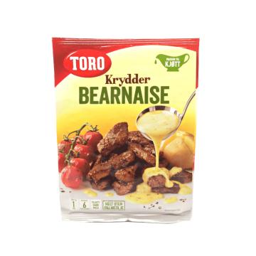 Toro Krydder Bearnaise / Salsa Bearnesa con Especias 17g