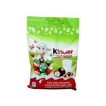 Kinder Mini Eggs 75g/ Mini Huevos de Pascua