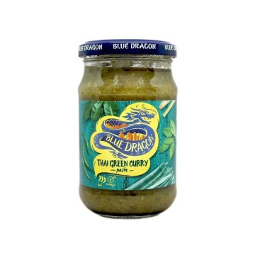 Blue Dragon Thai Green Curry Paste 285g/ Thai Verde Concentrado