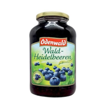 Odenwald Wald-Heidelbeeren 720g/ Arándanos Silvestres