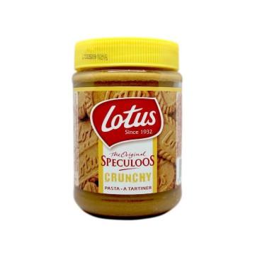 Lotus Speculoos Crunchy Pasta 400g/ Untable Spéculoos Crujientes