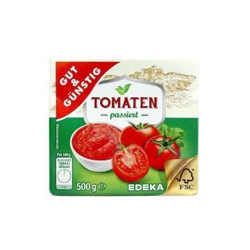 Gut&Günstig Tomaten Passiert 500g/ Tomato Paste