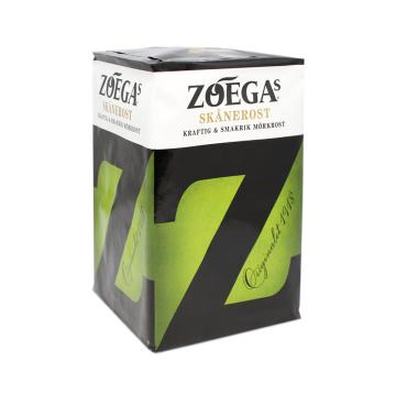 Zoegas Skånerost 450g/ Swedish Coffee