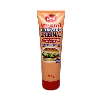 Kavli Amerikansk Dressing 230g/ American Sauce