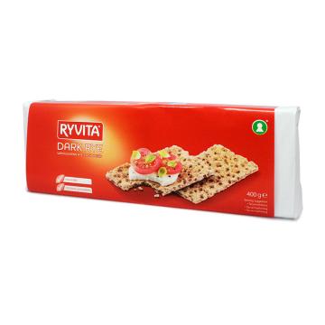 Ryvita Dark Rye 400g/ Whole grain Rye Bread
