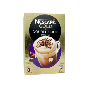 Nescafé Gold Double Choc Mocha x8/ Instant Coffee