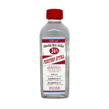 Perstorp Ättika 24% 300ml/ Swedish Vinegar