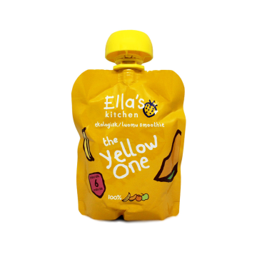 Ella's Kitchen The yellow One Eko/ Eco Fruit Puree