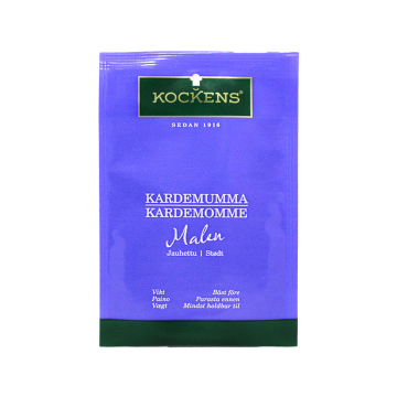 Kockens Kardemumma Malen 10g/ Ground Cardamom