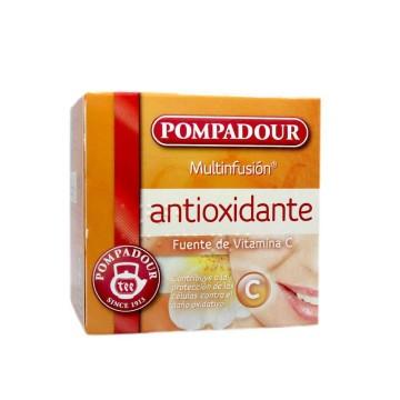 Pompadur Multinfusión Antioxidante x10