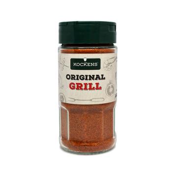 Kockens Original Grill 145g/ Barbecue Condiment