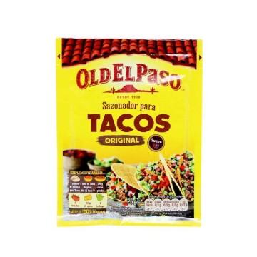 Old El Paso Sazonador para Tacos 25g