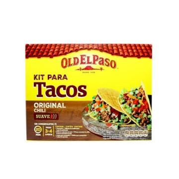 Old El Paso Kit para Tacos x8