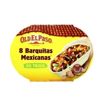 Old El Paso Barquitas Mexicanas x8