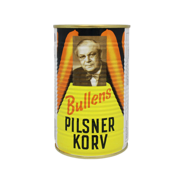 Bullens Pilsner Korv 465g/ Sausages