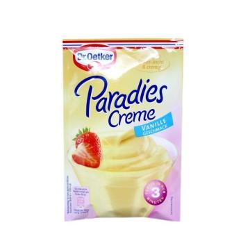 Dr.Oetker Paradies Creme Vanille 6g/ Mix Mousse de Vainilla