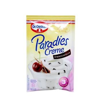 Dr.Oetker Paradies Creme Stracciatella 6g/ Mix Mousse de Stracciatella
