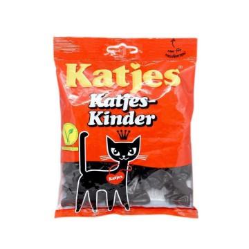 Katjes Katzenkinder 200g/ Gatos de Regaliz