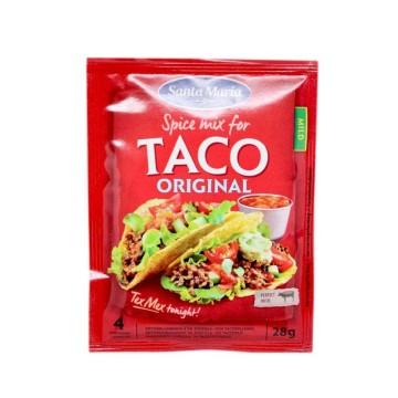 Santa Maria Taco Mix Mild 28g/ Taco Seasoning