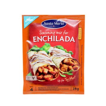 Santa Maria Enchilada Mix 28g/ Seasoning