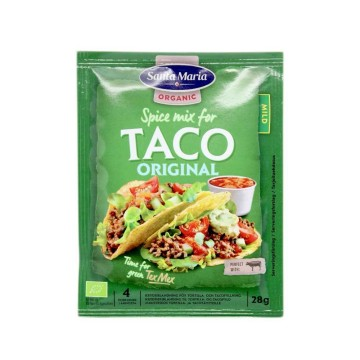 Santa Maria Taco Organic Mix 28g/ Seasoning
