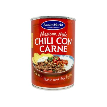 Santa Maria Chili con Carne Medium 410g