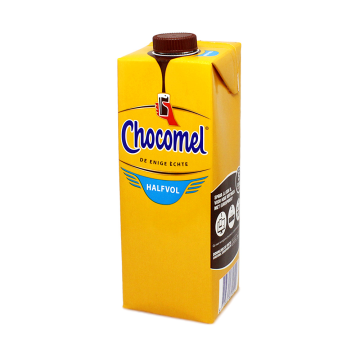 Chocomel Halfvol 1L/ Semi Skim Chocolate Milkshake