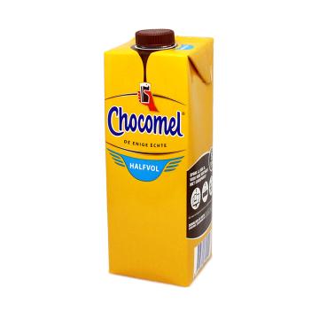 Chocomel Halfvol 1L/ Batido Chocolate Semi