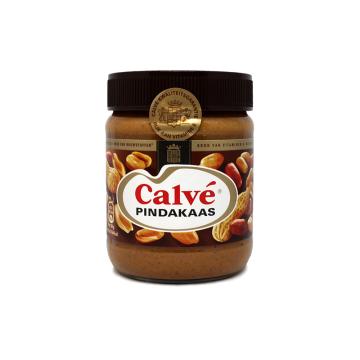 Calvé Pindakaas 350g/ Mantequilla de Cacahuete
