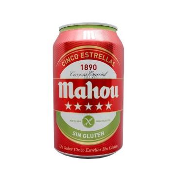 Mahou Cerveza Sin Gluten 33cl