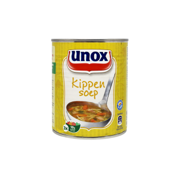 Unox Stevige Kippensoep 800ml/ Thick Chicken Soup