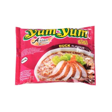 Yum Yum Instant Noodles Duck 60g