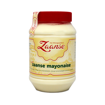 Vw Zaanse Mayonaise 500g/ Mayonesa