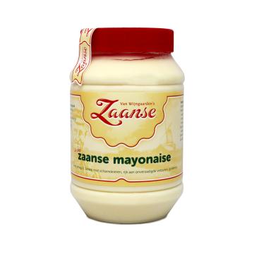 Vw Zaanse Mayonaise 500g/ Mayonnaise