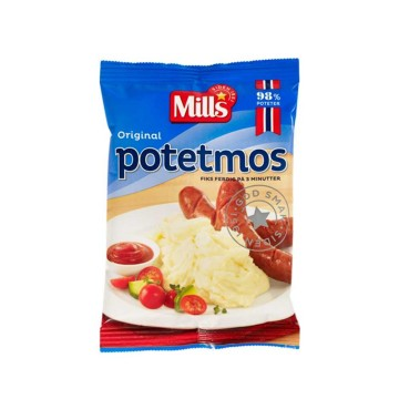 Mills Potetmos Original 98% 90g/ Mashed Potatoes