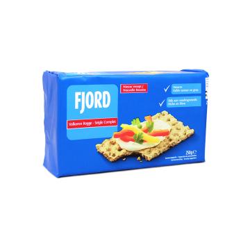 Fjord Vollkorn-Seigle 250g/ Rye Hard Bread