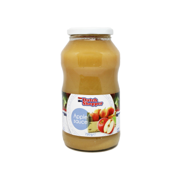 Dutch Shopper Apple Sauce 720g/ Compota Manzana