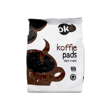 Ok€ Koffiepads Dark Roast/ Strong Coffee Capsules