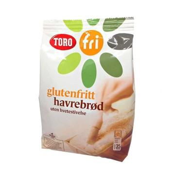 Toro Havrebrød Glutenfritt 409g/ Harina Sin Gluten