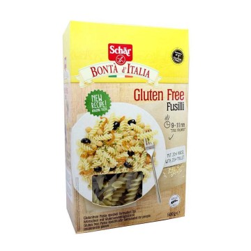 Schär Fusilli Glutenfrei 500g/ Sin Gluten