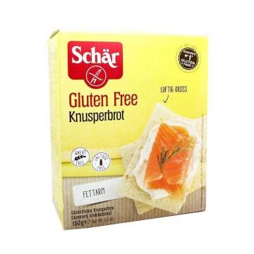 Schär Knusperbrot Glutenfrei 150g/ Tostadas Sin Gluten